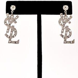 Earrings YSL